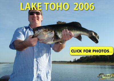 2006 Lake Tohopekaliga Pictures