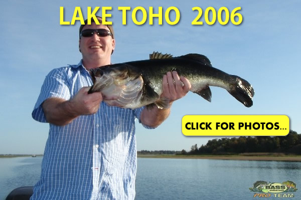 2006 Lake Tohopekaliga Pictures