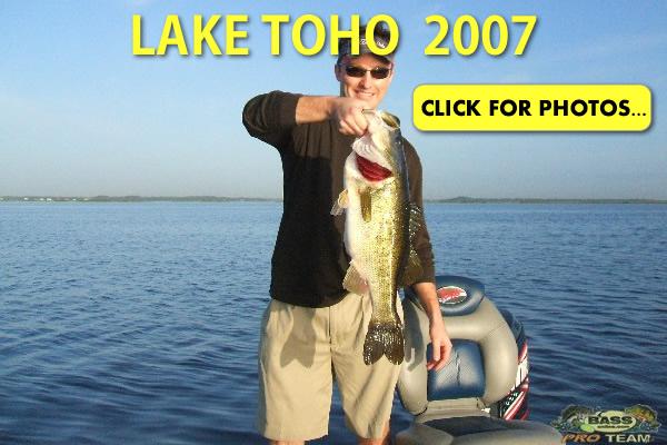 2007 Lake Tohopekaliga Pictures