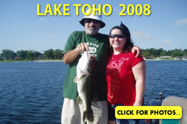 2008 Lake Tohopekaliga Pictures