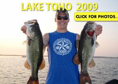 2009 Lake Tohopekaliga Pictures