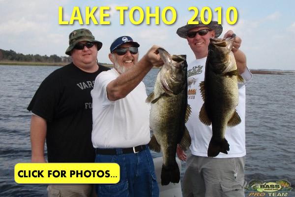 2010 Lake Tohopekaliga Pictures