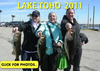 2011 Lake Tohopekaliga Pictures