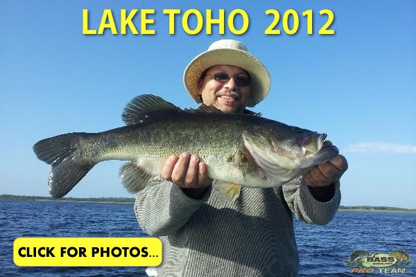 2012 Lake Tohopekaliga Pictures