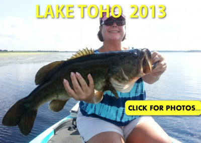 2013 Lake Tohopekaliga Pictures