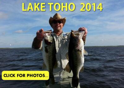 2014 Lake Tohopekaliga Pictures