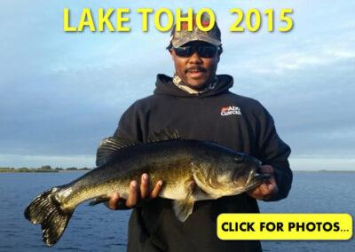 2015 Lake Tohopekaliga Pictures