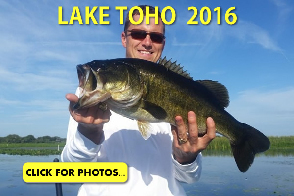 2016 Lake Tohopekaliga Pictures