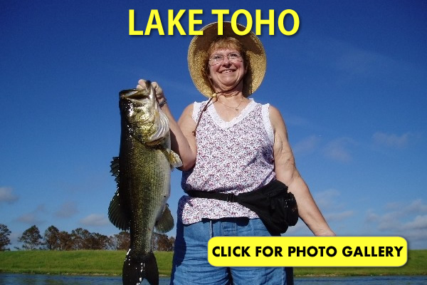 Lake Toho Gallery - Lake Toho Boat Ramp