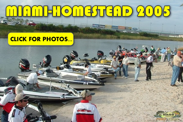 2005 NASCAR Miami-Homestead Charity Fishing