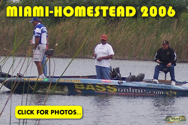 2006 NASCAR Miami-Homestead Charity Fishing