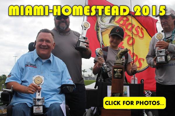 2015 NASCAR Miami-Homestead Charity Fishing