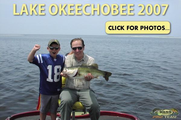 2007 Lake Okeechobee Pictures
