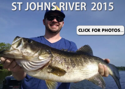 2015 St Johns River Pictures