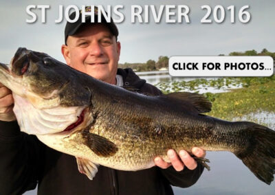 2016 St Johns River Pictures