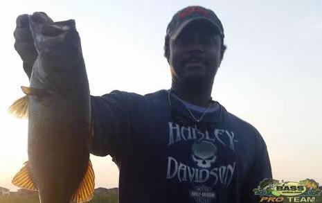 Bass Fishing On Johns Lake