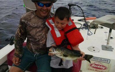 Fathers Day Fishing Trip