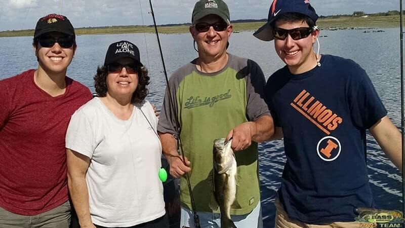 rental boats for family fishing vacation