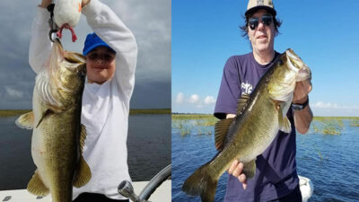 Group Trip Bass Fishing Out Of Clewiston
