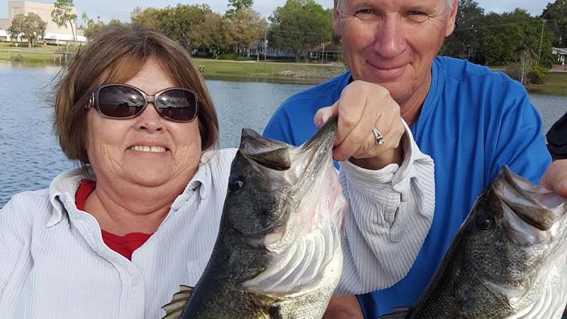 Polk County Freshwater Fishing Report