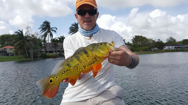 Miami Falls Bass Fishing