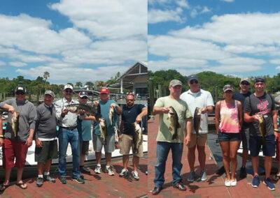 Texas Roadhouse Bass Fishing Event