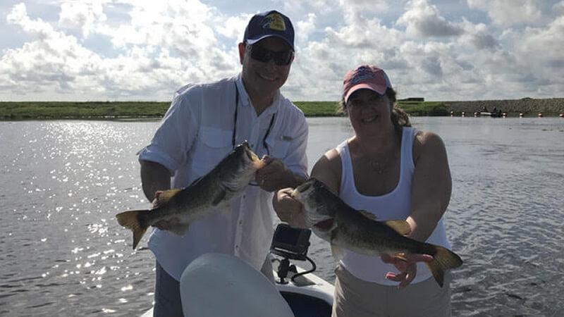 Stick Marsh Personal Best Fishing Trip