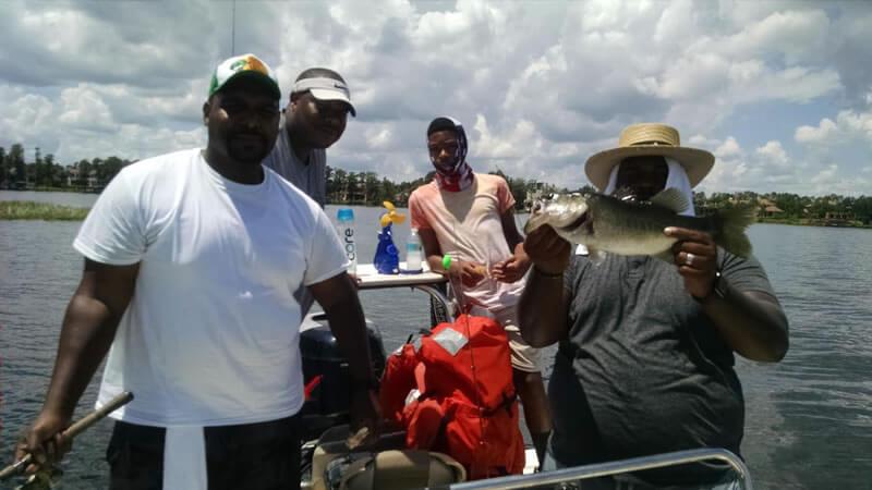 Butler Disney Vacation Bass Fishing Trips