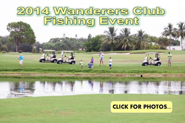 2014 Wanerers Club Fishing Event