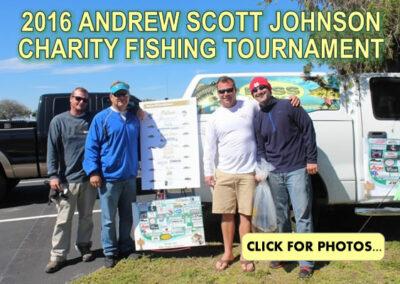 2016 Andrew Scott Johnson Charity Fishing Tournament