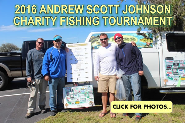 2016 Andrew Scott Johnson Charity Fishing Tournament