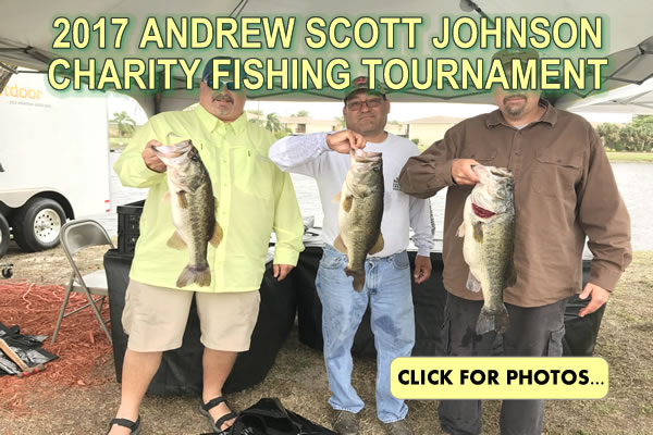 2017 Andrew Scott Johnson Charity Fishing Tournament
