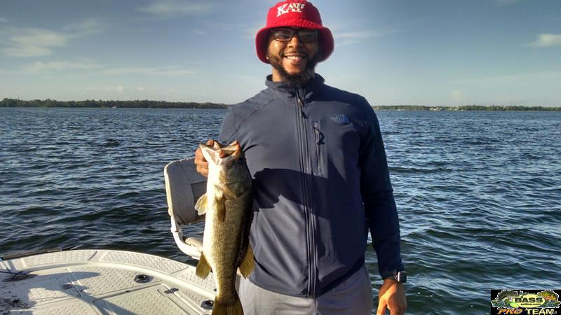 First Lake Butler Largemouth Bass