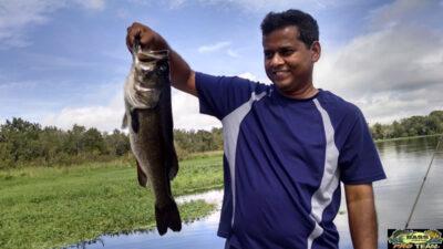Late Fall River Fishing