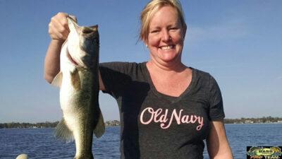 Risen Lake Butler Bass Fishing