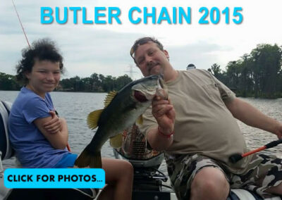 2015 Butler Chain of Lakes Pictures