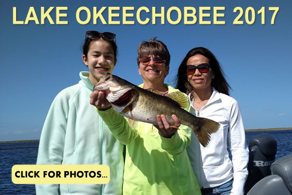 2017 Lake Okeechobee Pictures