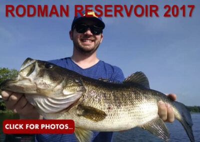 2017 Rodman Reservoir Pictures