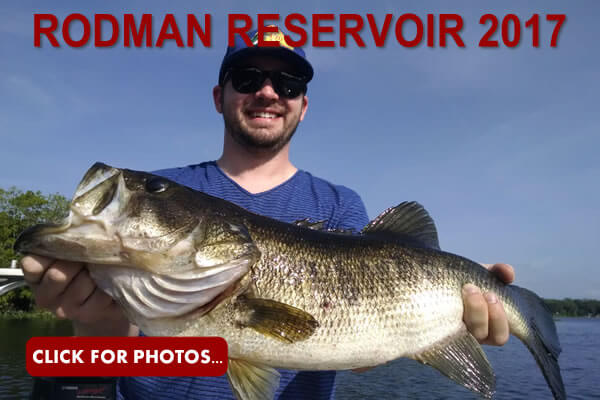 2017 Rodman Reservoir Pictures