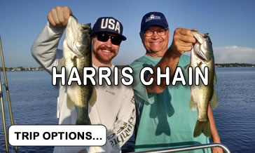 Harris Chain of Lakes -Fishing In The Villages Fl