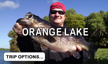 Orange Lake in Florida