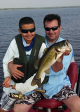 Pontoon Boat Fun with Bass Online