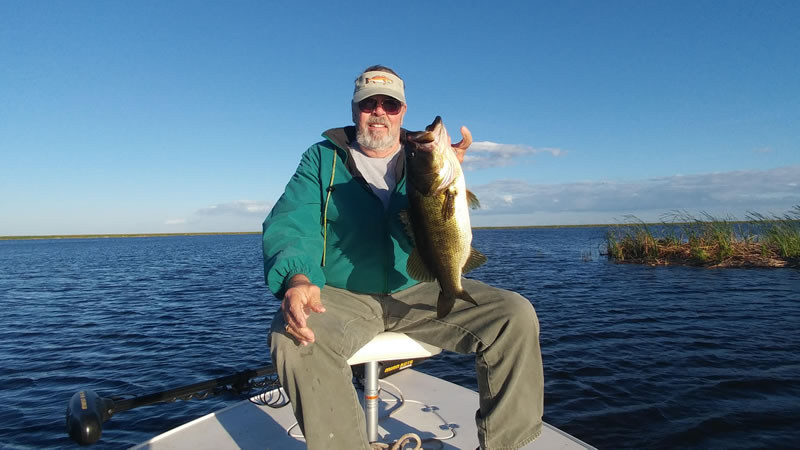 Healthy Bass Fishing Trip