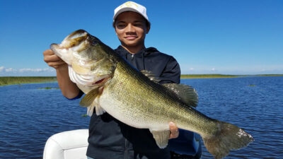 Clewiston Florida Fishing Experience