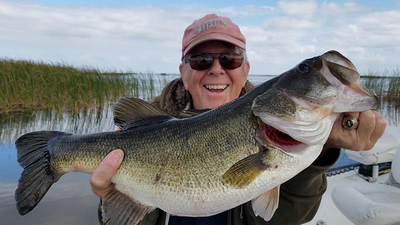 Trophy Lake Okeechobee Bass