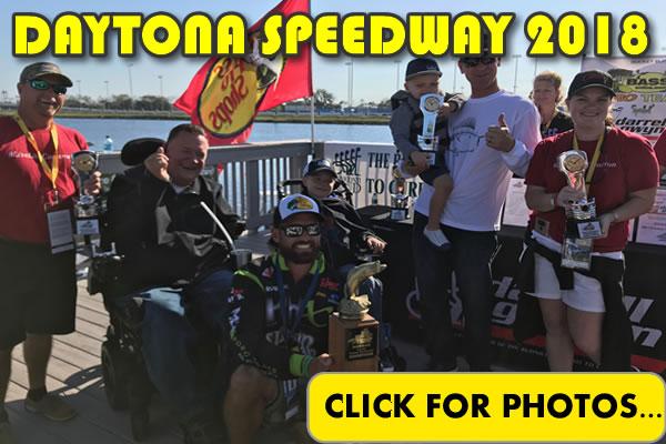 2018 NASCAR Daytona 500 Fishing Pictures