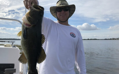Johns Lake Bass Fishing in Central Florida