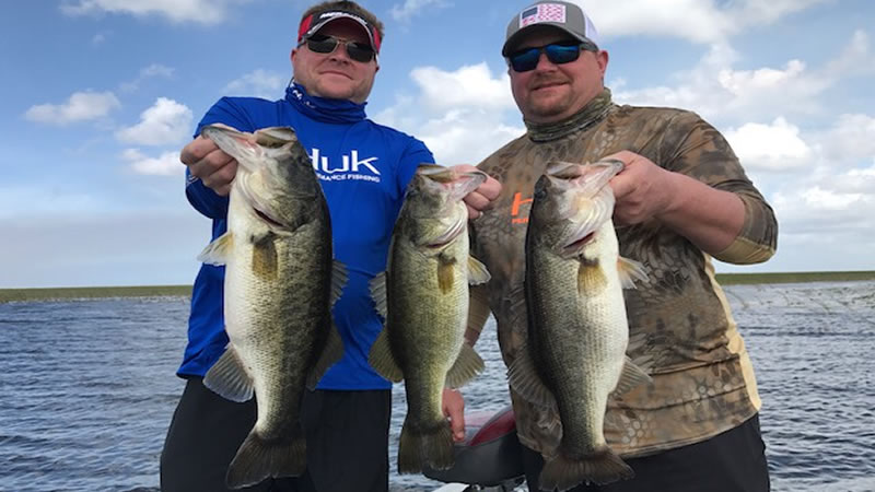 Top Central Florida Lakes To Find Big Bass