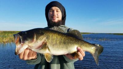Lake Okeechobee Clewiston Fishing