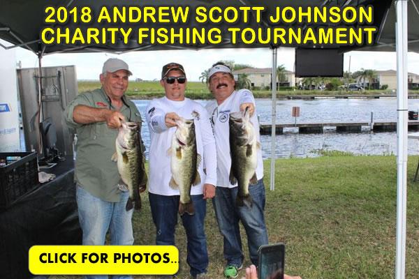 2018 Andrew Scott Johnson Charity Fishing Tournament